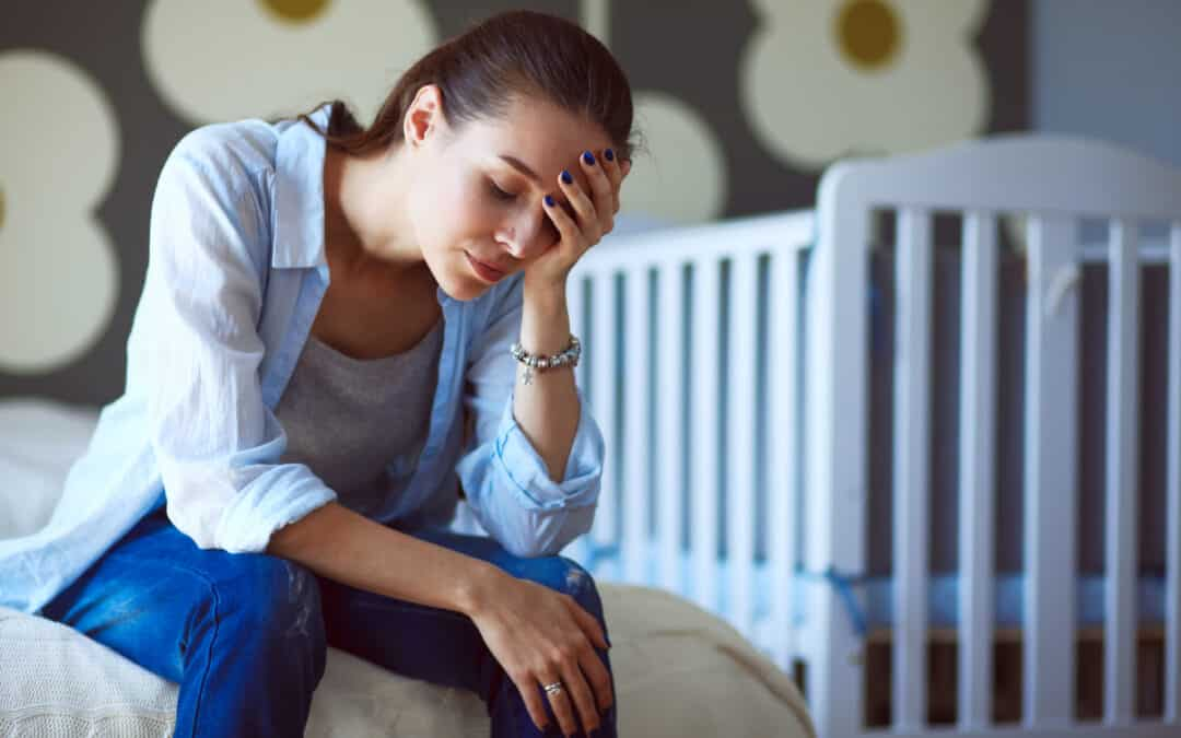 Coping with low mood and the demands of being a new parent