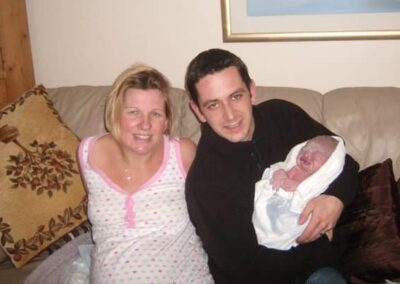Sally's Home Birth Story
